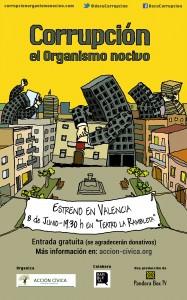Cartel DocuForum proyección