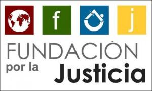 Logo Fundación por la Justicia