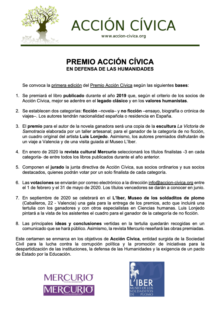 Premio Acción Cívica